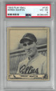 Hersh Martin Philadelphia Phillies 1940 Play Ball Baseball Card #100- PSA Graded 4 Very Good- Excellent