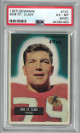 Bob St. Clair San Francisco 49ers 1955 Bowman Football Card #101- PSA Graded 6 (MC) Excellent- Mint