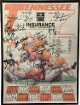 1996-97 Tennessee Volunteers Signed 17x23 Poster Metal Framing - 21 sigs Doug Dickey/Troy Teague/John Chavis/Chester Ford- JSA
