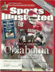 Adrian Peterson signed Oklahoma Sooners Sports Illustrated Full Magazine 10/11/04- PSA RookieGraph Hologram #R56557 - minor wear