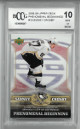 Sidney Crosby Pittsburgh Penguins 2005-06 Upper Deck Phenomenal Beginnings Card #19- BCCG Graded 10 Mint or Better
