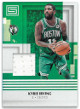 Kyrie Irving Boston Celtics 2017-18 Panini Status Game Worn Jersey Card #M-KIV