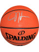 James Harden signed Spalding NBA Indoor/Outdoor Basketball- Beckett Witnessed Hologram #J86016 (Houston Rockets)
