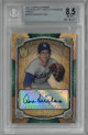 Don Sutton signed LA Dodgers 2013 Topps Supreme Stylings Green Card #SS-DS- BGS Beckett Graded 8.5 NM-MT+ Auto Grade 10