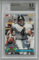 Brett Favre Atlanta Falcons 1991 Stadium Club Rookie Card (RC) #94- BGS Beckett Graded 9.5 Gem Mint