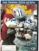 Emmitt Smith signed Dallas Cowboys Sports Illustrated Full Magazine 1/25/1993- Beckett/BAS Hologram #Q75264