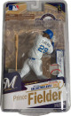 Prince Fielder signed McFarlane MLB 26 Signature Series Milwaukee Brewers Retro #276/400- MLB Holo #LH342429 (Action Figure/Toy)