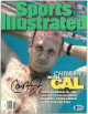 Cal Ripken, Jr. signed Baltimore Orioles Sports Illustrated Full Magazine 1/7/1995 (No Label)- Beckett/BAS Hologram #Q75217