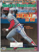 Ozzie Smith signed St. Louis Cardinals Sports Illustrated Full Magazine 9/23/1985- Beckett/BAS Hologram #Q75397
