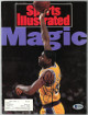 Magic Johnson signed Los Angeles Lakers Sports Illustrated Full Magazine 11/18/1991- Beckett/BAS Hologram #Q75305