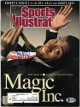 Magic Johnson signed Los Angeles Lakers Sports Illustrated Full Magazine 12/3/1990- Beckett/BAS Hologram #Q75308
