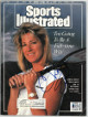 Chris Evert signed Sports Illustrated Full Magazine 8/28/1989- Beckett/BAS Hologram #Q75341