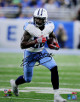 Derrick Henry signed Tennessee Titans 16x20 Photo #22- Henry & Tri-Star Holograms (white jersey)