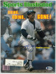 Reggie Jackson signed New York Yankees Sports Illustrated Full Magazine 8/4/1980- Beckett/BAS Hologram #Q75303