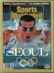 Matt Biondi signed Sports Illustrated 1988 Seoul Summer Olympics Preview Edition Full Magazine (no label)- Beckett/BAS Hologram