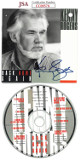 Kenny Rogers signed Back Home Again Album CD Cover with CD- JSA Hologram #CC09578