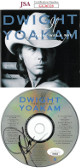 Dwight Yoakam signed There Was A Way Album CD with Cover- JSA Hologram #GG36328
