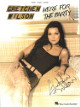 Gretchen Wilson signed Here For The Party 9x12 Sheet Music Book- JSA Hologram #DD63251