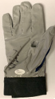 Zach Piller signed Game Used NFL Equipment Glove- JSA #AA38426 (Tennessee Titans)