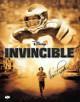 Vince Papale signed Disney Invincible Movie 16X20 Photo- JSA Witnessed Hologram (Philadelphia Eagles)