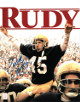Rudy Ruettiger signed Notre Dame Fighting Irish Movie 11X14 Photo- Rudy 45 Hologram