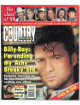 "Billy Ray Cyrus signed ""Country Weekly"" Full Magazine August 27, 1996 - JSA Hologram #EE61377 (No Label)"