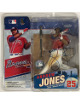 Andruw Jones signed 2006 Atlanta Braves McFarlane Sports Picks Action Figure Original Packaging Series 15 All The Best- JSA Holo