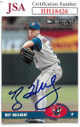 Roy Halladay signed Toronto Blue Jays 2003 Donruss Baseball Card #222- JSA Hologram #HH18426