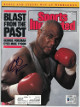 George Foreman signed Boxing Sports Illustrated Full Magazine 7/17/1989- Beckett/BAS #Q75292