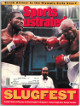 Evander Holyfield signed Boxing Sports Illustrated Full Magazine 4/29/1991 Phil 4:13- Beckett/BAS #Q75144 (vs George Foreman)