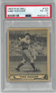 Elbie Fletcher 1940 Play Ball Baseball Card #103- PSA Graded 4 Very Good-Excellent (Pittsburgh Pirates)