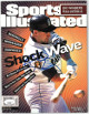 Bret Boone signed Seattle Mariners Sports Illustrated Full Magazine 7/16/2001 minor wear- JSA Hologram #HH18624 (No label)