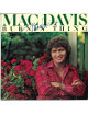 Mac Davis signed 1975 Burnin' Thing Album Cover/LP/Vinyl Record- JSA #GG08496
