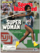 Jackie Joyner-Kersee signed Sports Illustrated Full Magazine 9/14/1987- Beckett/BAS #Q75316 (Olympics)