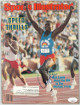Carl Lewis signed Sports Illustrated Full Magazine June 25, 1984- JSA #EE63278 (Team USA Olympics)