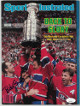 Bob Gainey signed Sports Illustrated Full Magazine June 2, 1986- JSA #EE63211 (Montreal Canadiens/Stanley Cup)