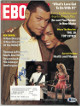 Angela Bassett signed Ebony Full Magazine July 1993- Beckett/BAS #Q75451 (What's Love Got to Do with It)