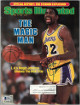 Magic Johnson signed Sports Illustrated Full Magazine 5/13/1985- Beckett/BAS #Q75310 (Los Angeles Lakers)