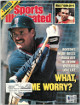 Wade Boggs signed Sports Illustrated Full Magazine 3/6/1989- Beckett/BAS #Q75355 (Boston Red Sox)