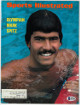Mark Spitz signed Sports Illustrated Full Magazine 9/4/1972- Beckett/BAS #Q75261 (Olympic Gold Medalist)