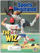 Ozzie Smith signed Sports Illustrated Full Magazine 9/28/1987- Beckett/BAS #Q75395 (St. Louis Cardinals)