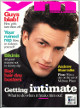 Andrew Shue signed YM (Young & Modern) Full Magazine May 1994- Beckett/BAS #Q75446 (Melrose Place)