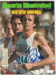 Frank Shorter signed Sports Illustrated Full Magazine July 5, 1976 minor tear- JSA #EE60271 (Olympics/Florida Gators)