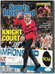 Bobby/Bob Knight signed Sports Illustrated Full Magazine 3/23/1987 minor cover wear- JSA #EE63258 (Indiana Hoosiers)