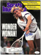 Martina Navratilova signed Tennis Sports Illustrated Full Magazine 7/16/1990- JSA #EE63413 (Wimbledon)
