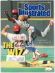 Ozzie Smith signed Sports Illustrated Full Magazine 9/28/1987- JSA #EE60280 (St. Louis Cardinals)