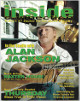 Alan Jackson signed Inside Connection Country Music Full Magazine March 2007- JSA #V49807 (no label)