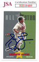 Andruw Jones signed 2003 Fleer Tradition Baseball Card #U252- JSA #HH18489 (Atlanta Braves)