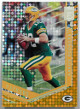 Aaron Rodgers 2018 Panini Donruss Elite Football Card #33- LTD 25/49 (Green Bay Packers)