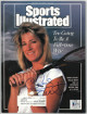 Chris Evert signed Sports Illustrated Full Magazine 8/28/1989- Beckett/BAS #Q75343